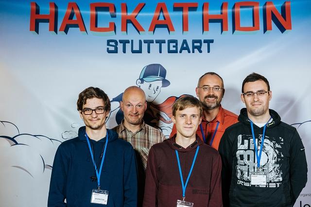 Hackathon Stuttgart 2017 - Hackathon Stuttgart