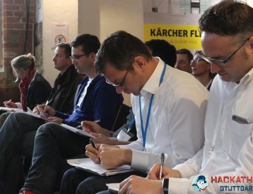 The Hackathon Stuttgart 2017 Jury