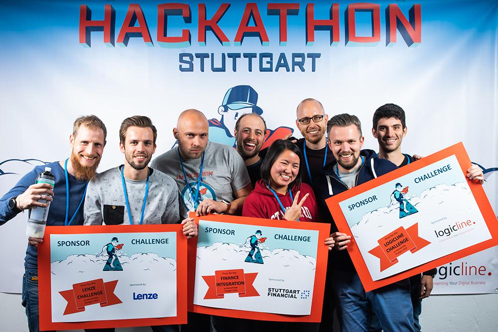 premiazione hackathon milano 10 watt location