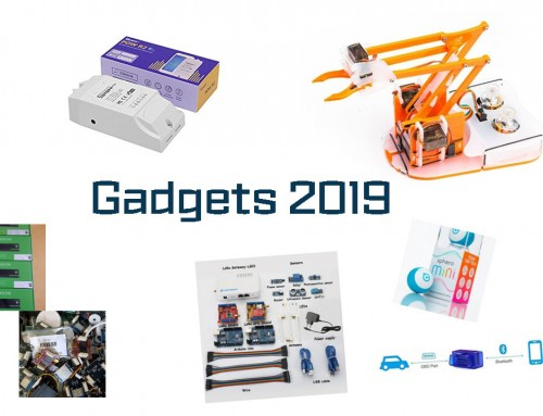 You are crazy about our provided gadgets at Hackathon Stuttgart 2019? We also ;)